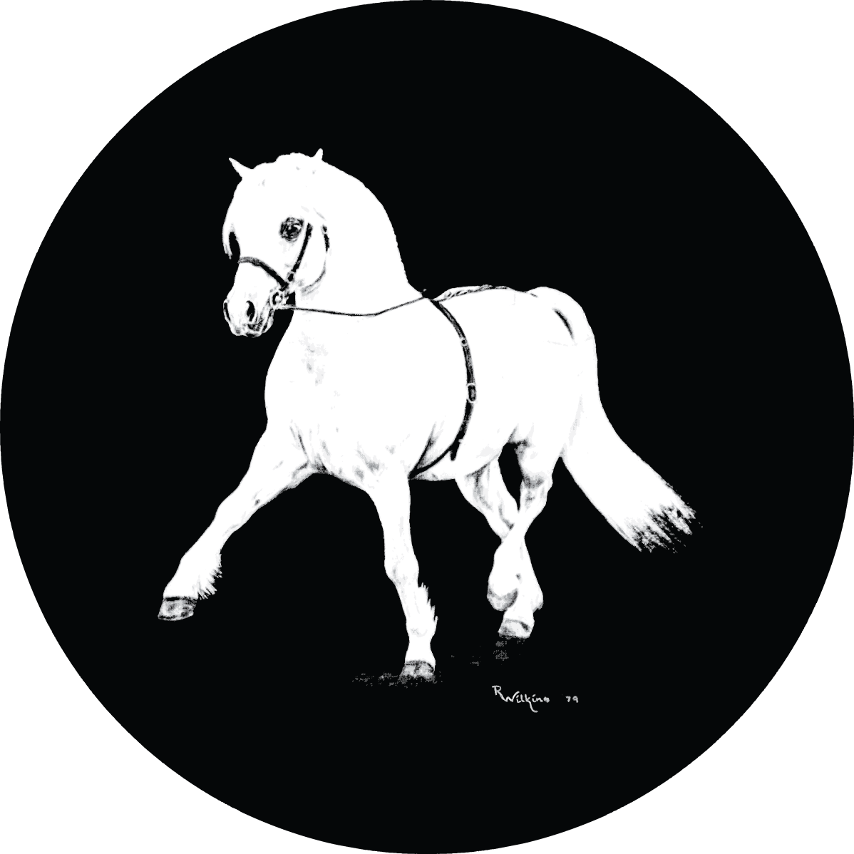 Welsh Pony & Cob Society Logo