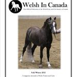 Fall/Winter 2012 Welsh in Canada